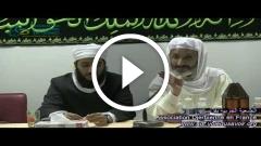 تعليق على المحاضرة و كلمة حول أهمية الأخلاق في الدعوة ثم الدعاء - محمد قراس