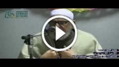 مداخلة وعظية للشيخ بكير محمد الشيخ بالحاج - رئيس حلقة العزابة بالقرارة