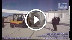 Convoi médical - Djerba le 6 décembre 2012
