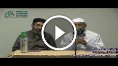 كلمة الشيخ صالح حكيمي